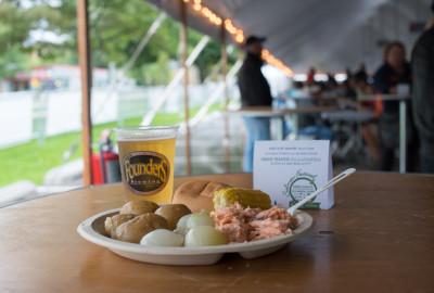 Grand Haven Salmon Festival